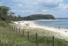 Mitchells Flat Beach and coastal landscaping 5