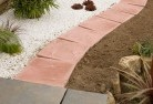 Mitchells Flat Landscaping kerbs and edges 1